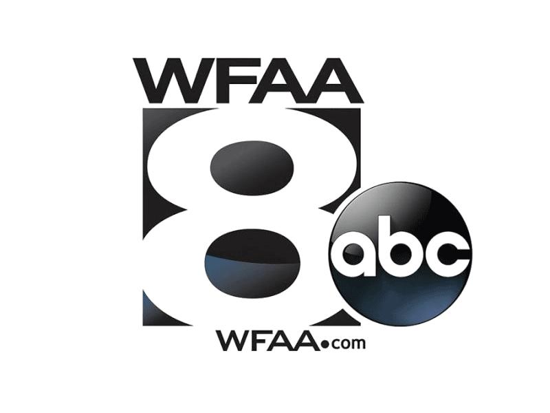 WFAA 8 ABC News Logo